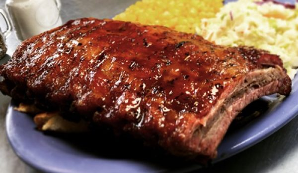 Cackle & Oink Ribs